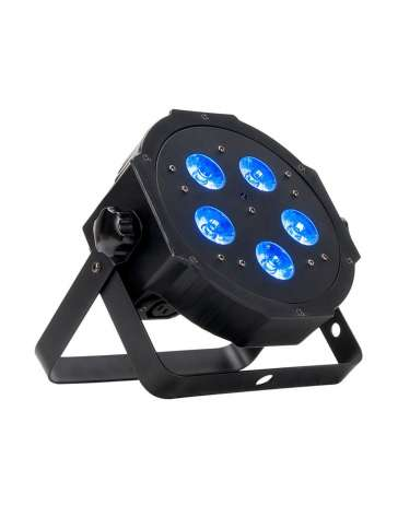 "PROJECTEUR A LED MEGAHEXPAR ""ADJ"" 5 X 6W RGBWA-UV DMX"
