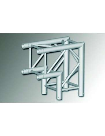 "ANGLE STRUCTURE CARRE ALU QUATROA40405 ""MOBIL TRUSS"" 290MM"