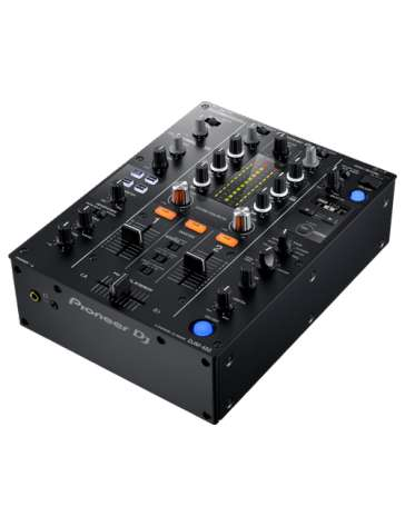 "TABLE DE MIXAGE DJM-450 ""PIONEER"" 2 VOIES"