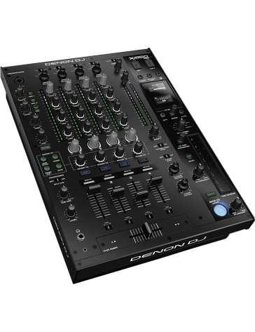 CONSOLE DE MIXAGE NUMERIQUE DENON X1850 DSP 16 EFFETS, 4 VOIES,2 USB AUDIO