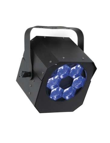 ECLAIRAGE A EFFETS SHOWTEC DREAMWAVE 4 X 15W RGBW DMX