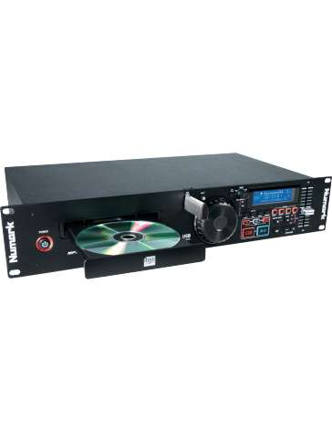 "LECTEUR CD MP103USB ""NUMARK"" MP3 / USB rack 19"""