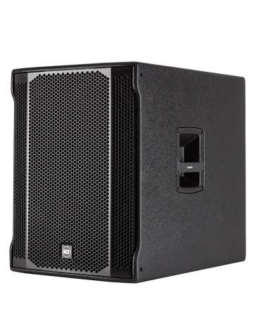 "CAISSON BASS ACTIF SUB708AS-II ""RCF"" 700W RMS 18"""