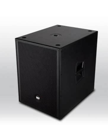 "CAISSON BASS ACTIF 4PRO8003-AS ""RCF"" 1000W RMS 18"""